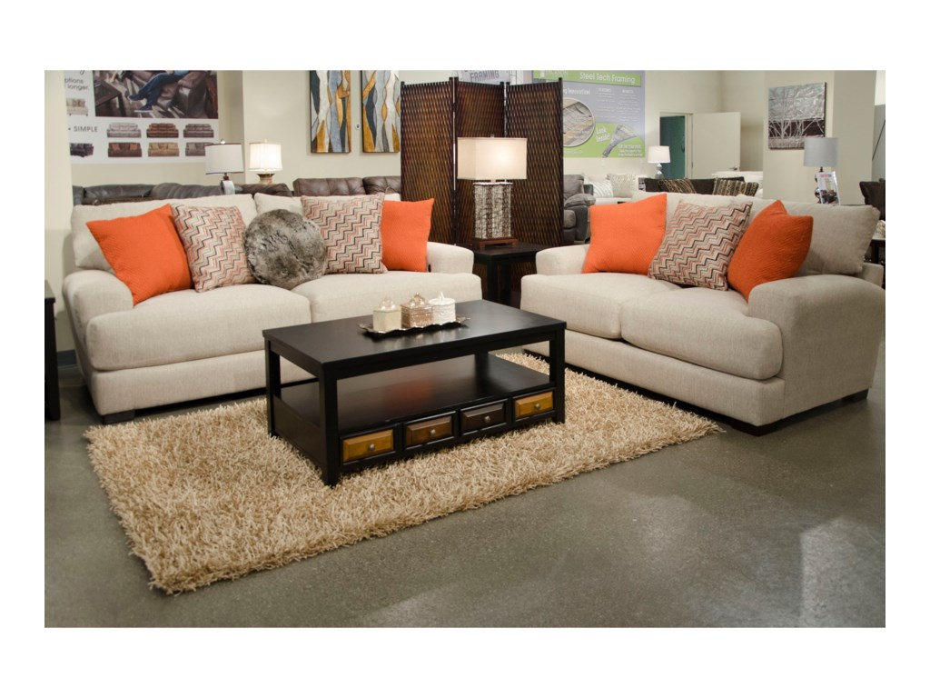 Jackson Furniture AvaLoveseat
