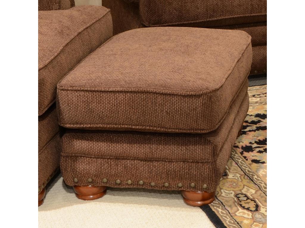 Jackson Furniture BraddockOttoman