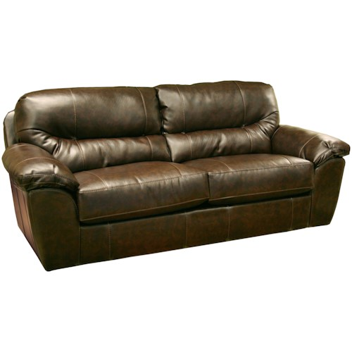 Jackson Furniture Brantley  Casual and Comfortable Family Room Sofa