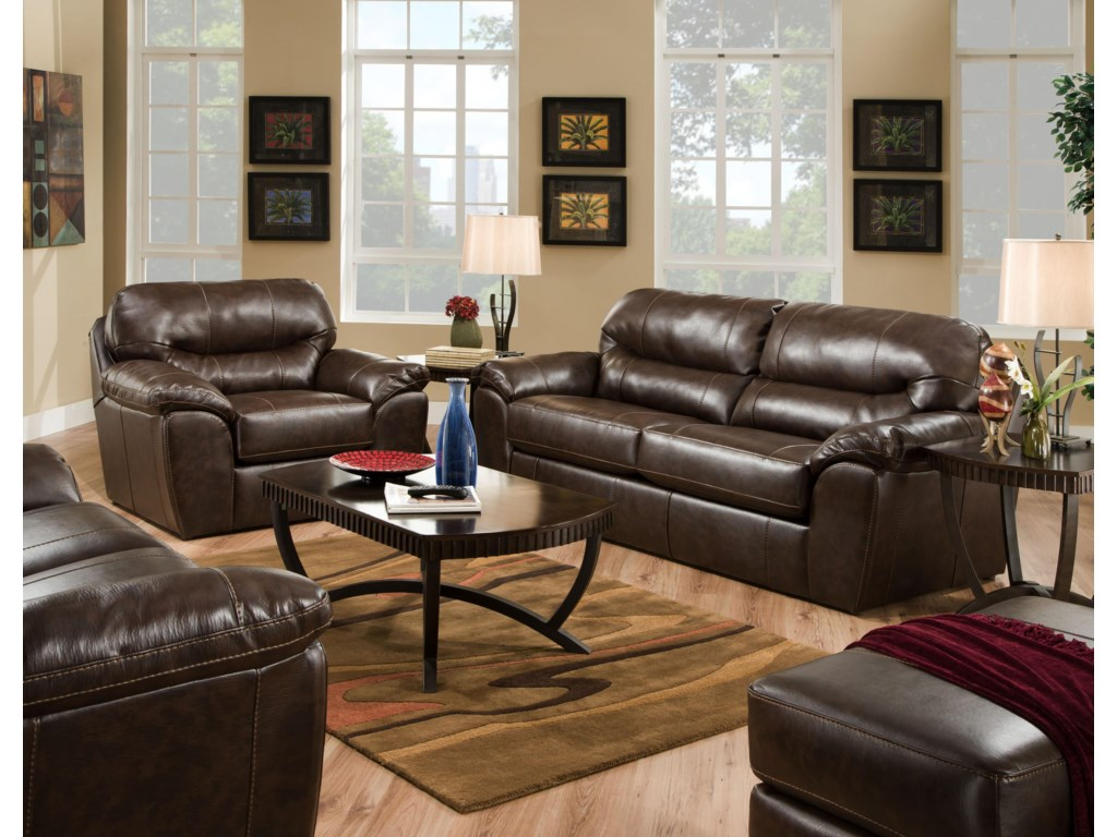 Jackson Furniture Brantley Sofa