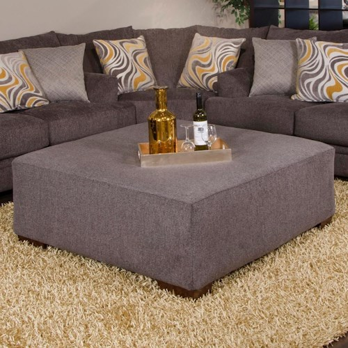 Jackson Furniture Crompton Cocktail Ottoman