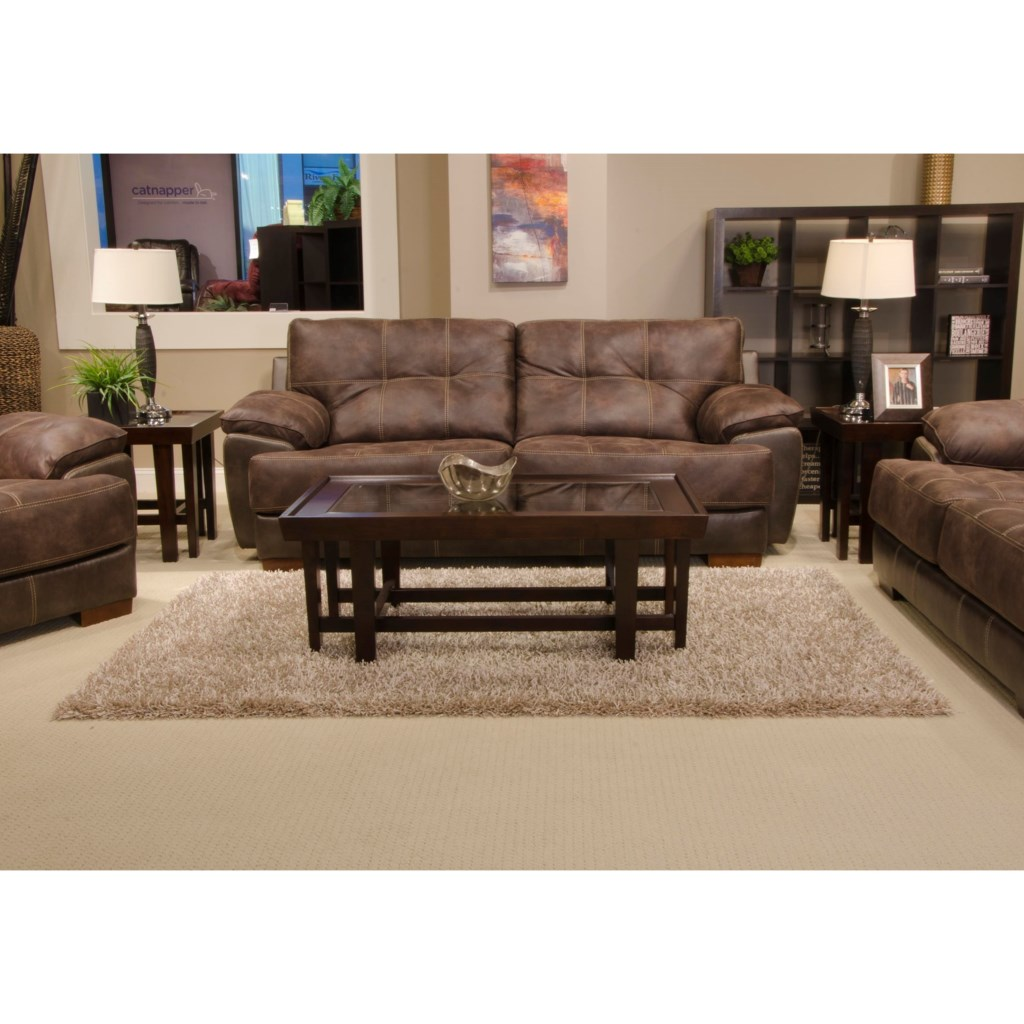 Jackson Furniture Drummond Living Room Group Adcock Furniture