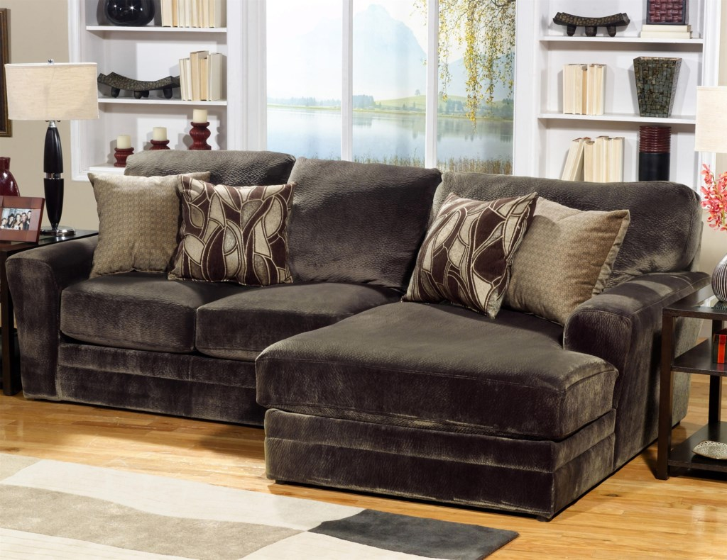 Jackson Furniture 4377 Everest 2 Piece Sectional Sofa With Rsf