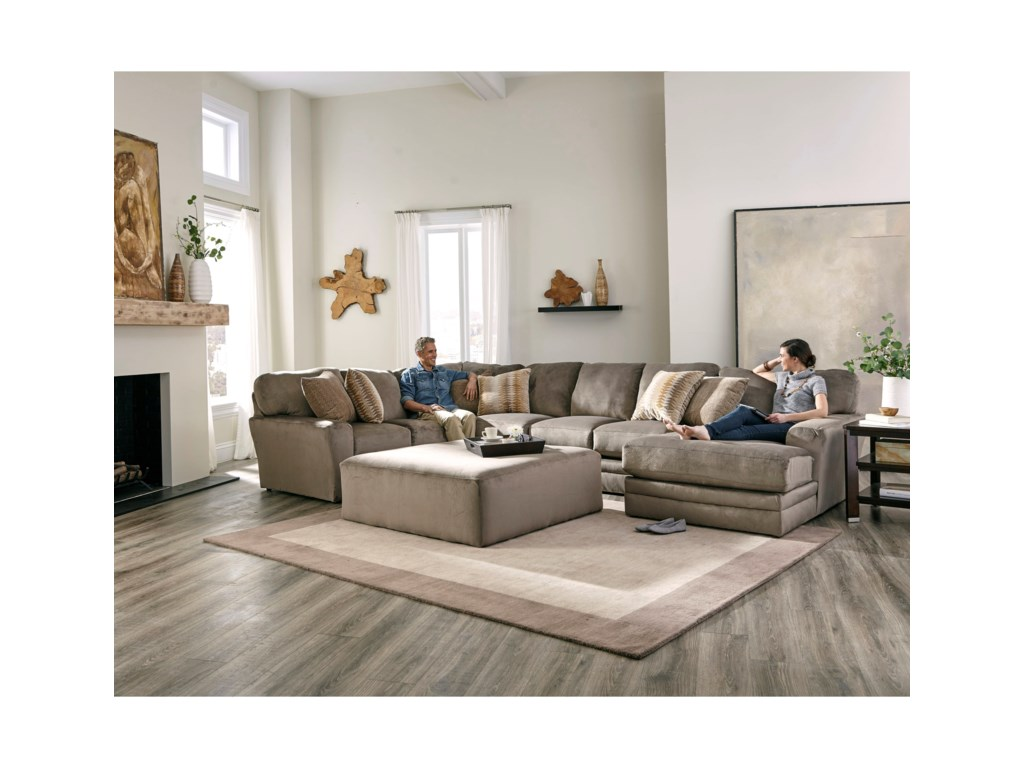 Jackson Furniture Everest3 Piece Sectional