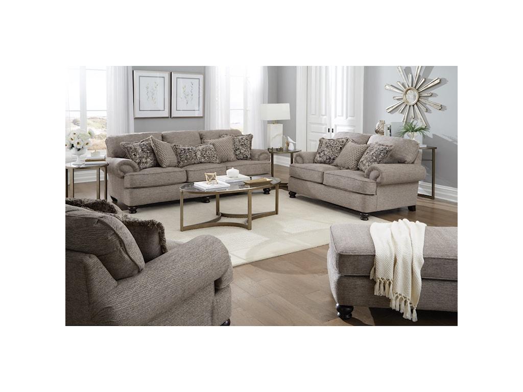 Jackson Furniture FreemontOttoman