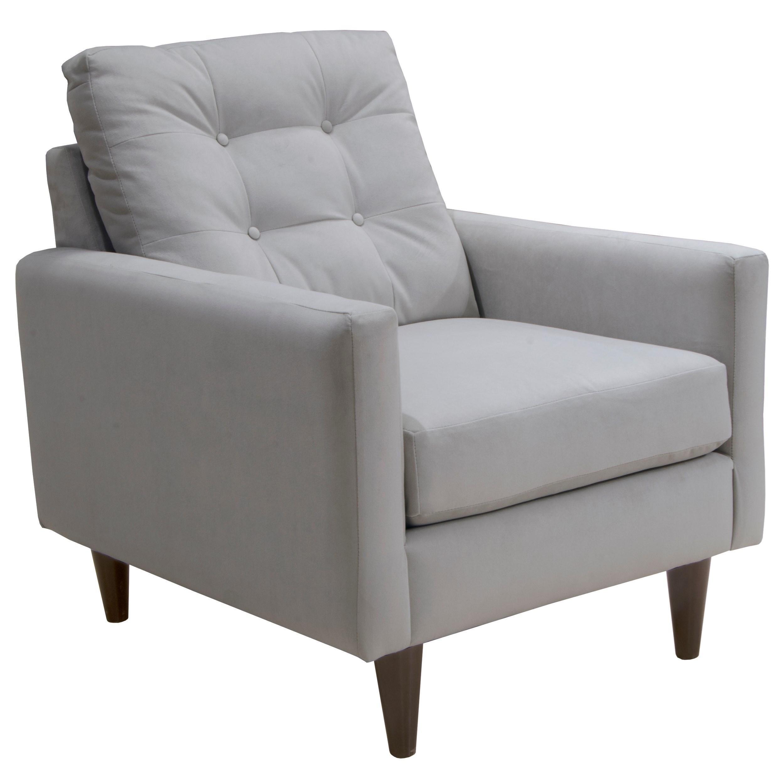Beau Jackson Furniture HaleyUpholstered Chair ...