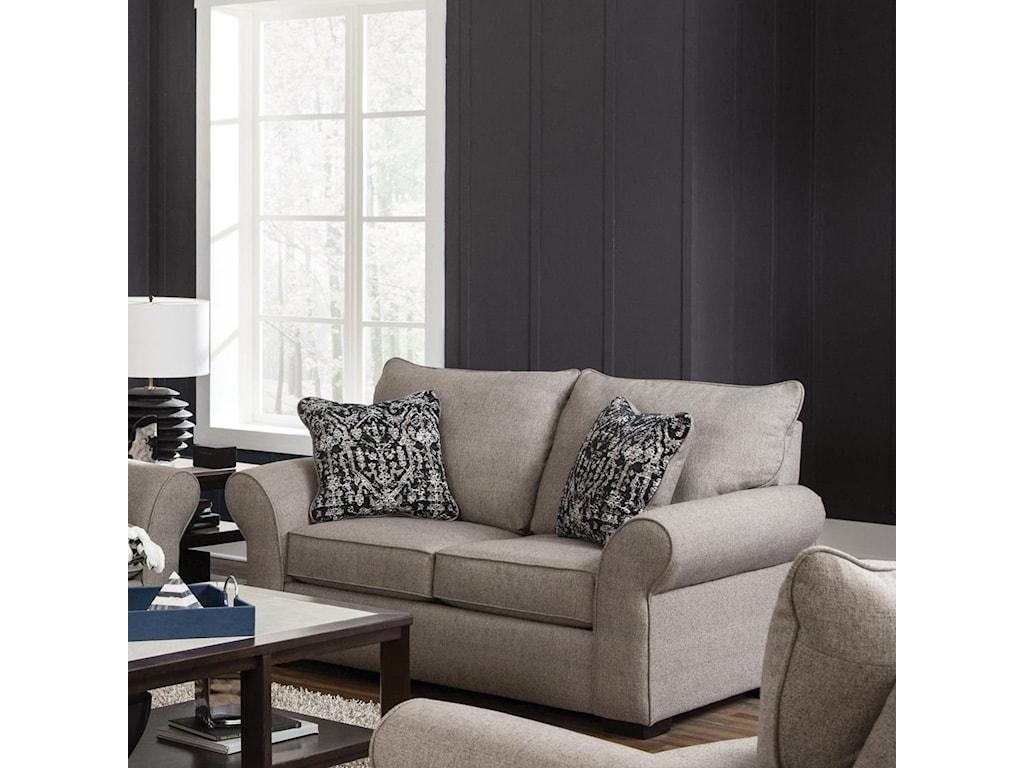 Jackson Furniture MaddoxLoveseat