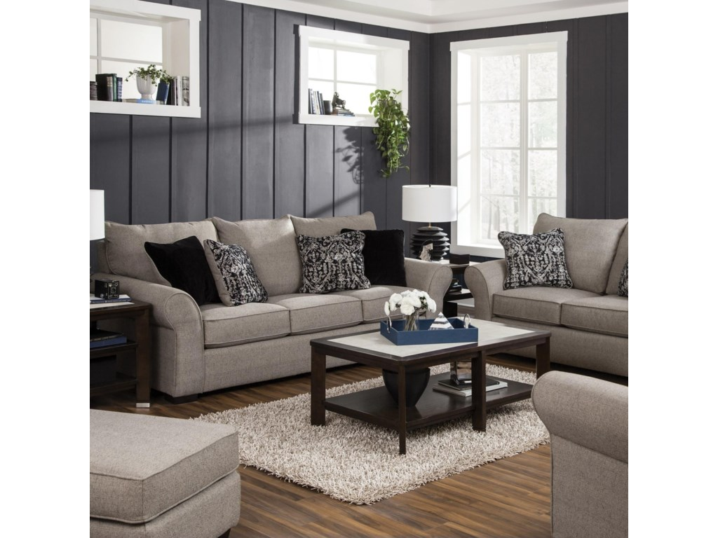 Jackson Furniture MaddoxSofa