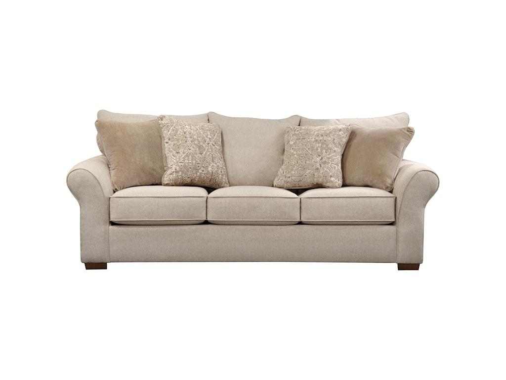 Jackson Furniture MaddoxQueen Sleeper Sofa