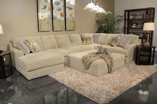 Simple Elegant Jackson Furniture Malibu Six Seat Sectional Sofa For Your House - Best of Jackson Furniture sofa Elegant