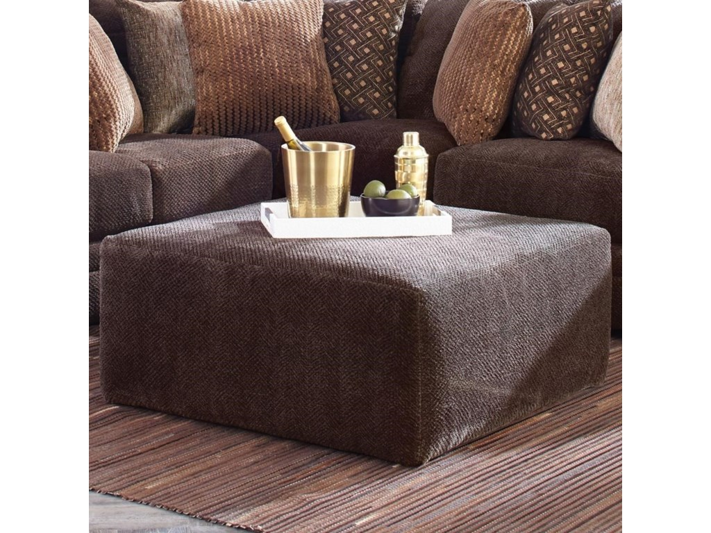 Jackson Furniture MammothCocktail Ottoman