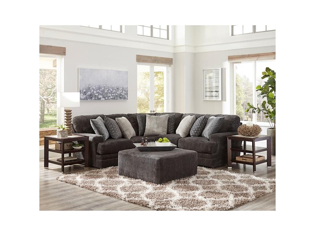 Jackson Furniture MammothCocktail Ottoman