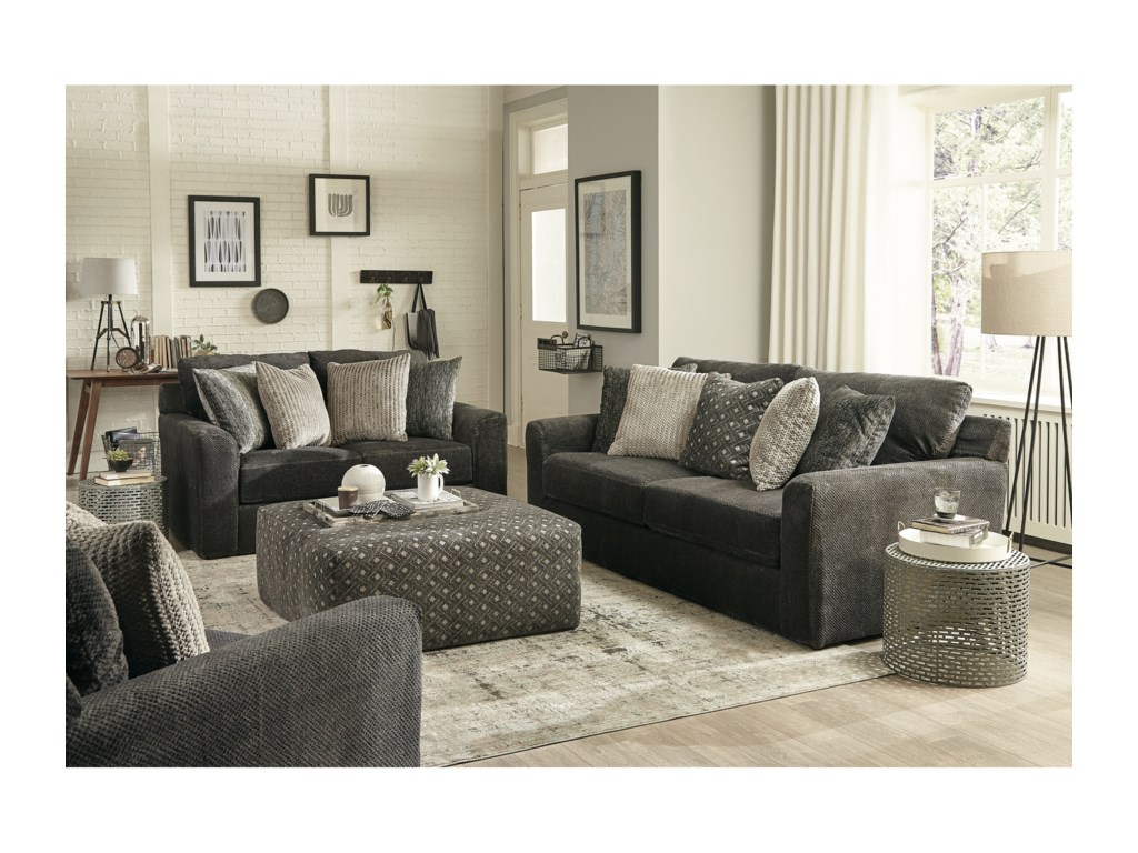 Jackson Furniture MidwoodLiving Room Group
