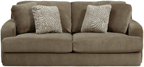 Jackson Furniture Palisades Casual Modern Sofa