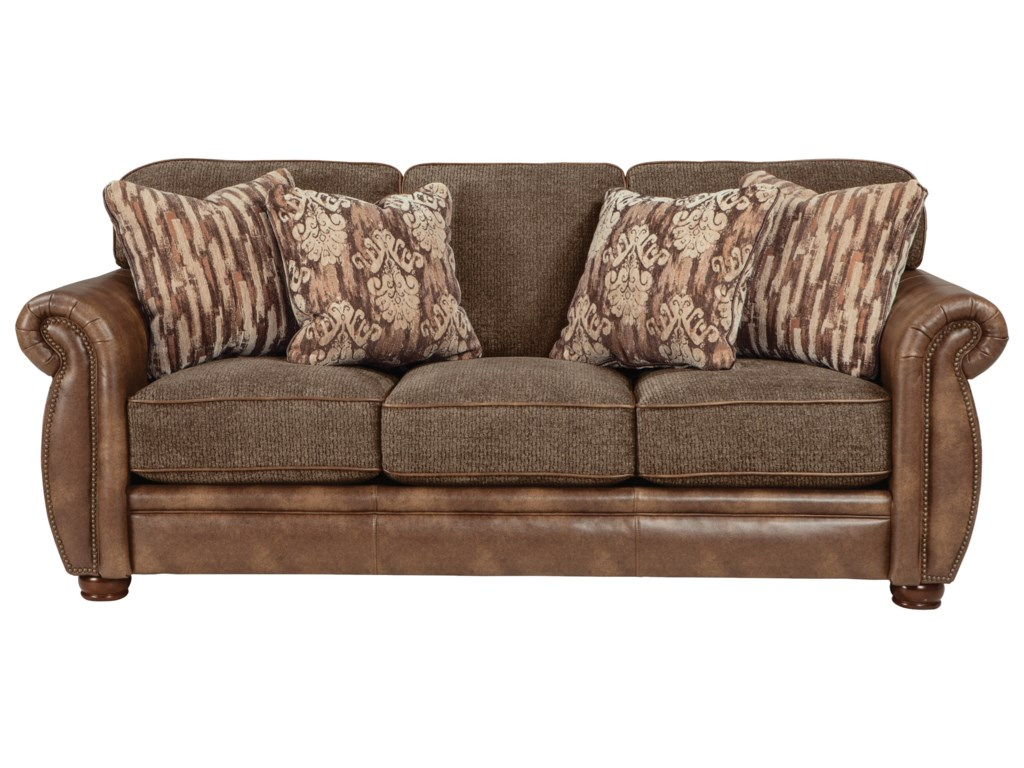 Jackson Furniture PenningtonQueen Sleeper Sofa