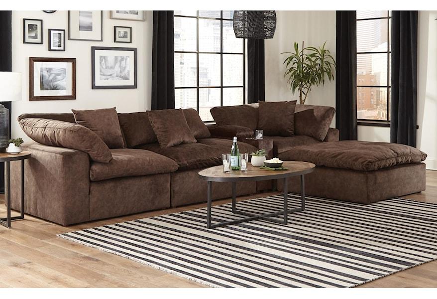 Jackson Furniture Plush Chaise
