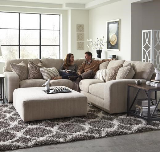 Exceptionnel Jackson Furniture Serena Corner Sectional Sofa