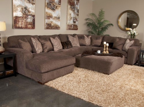 Latest Jackson Furniture Serena Five Seat Sectional Sofa with Chaise on Left Side Simple - New Jackson Furniture sofa Pictures