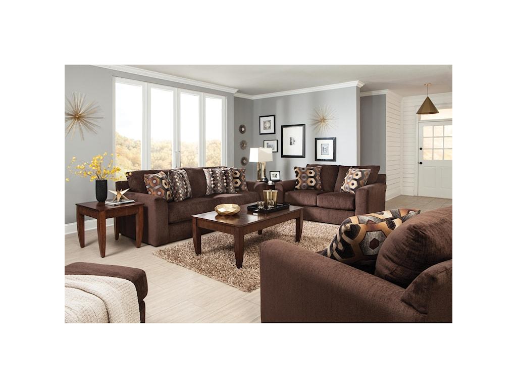 Jackson Furniture Sutton Loveseat