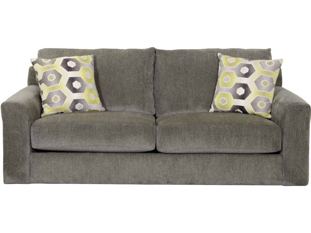 Sutton Loveseat with Casual Style by Jackson Furniture at Wayside Furniture