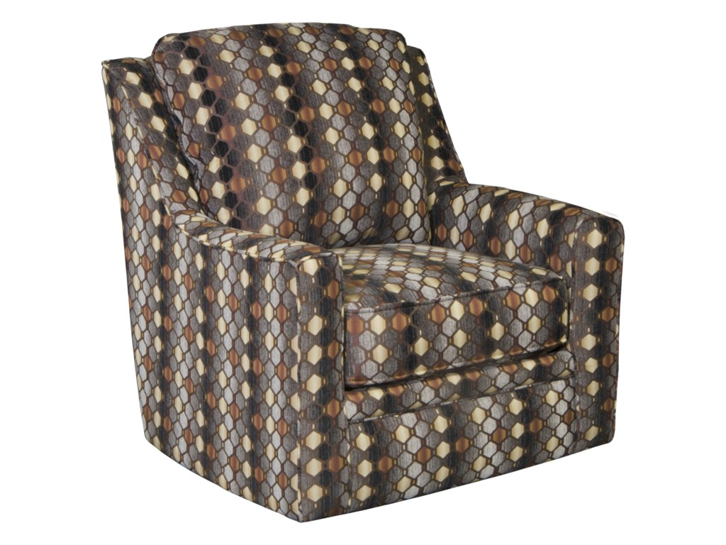 Jackson Furniture Sutton Swivel Chair
