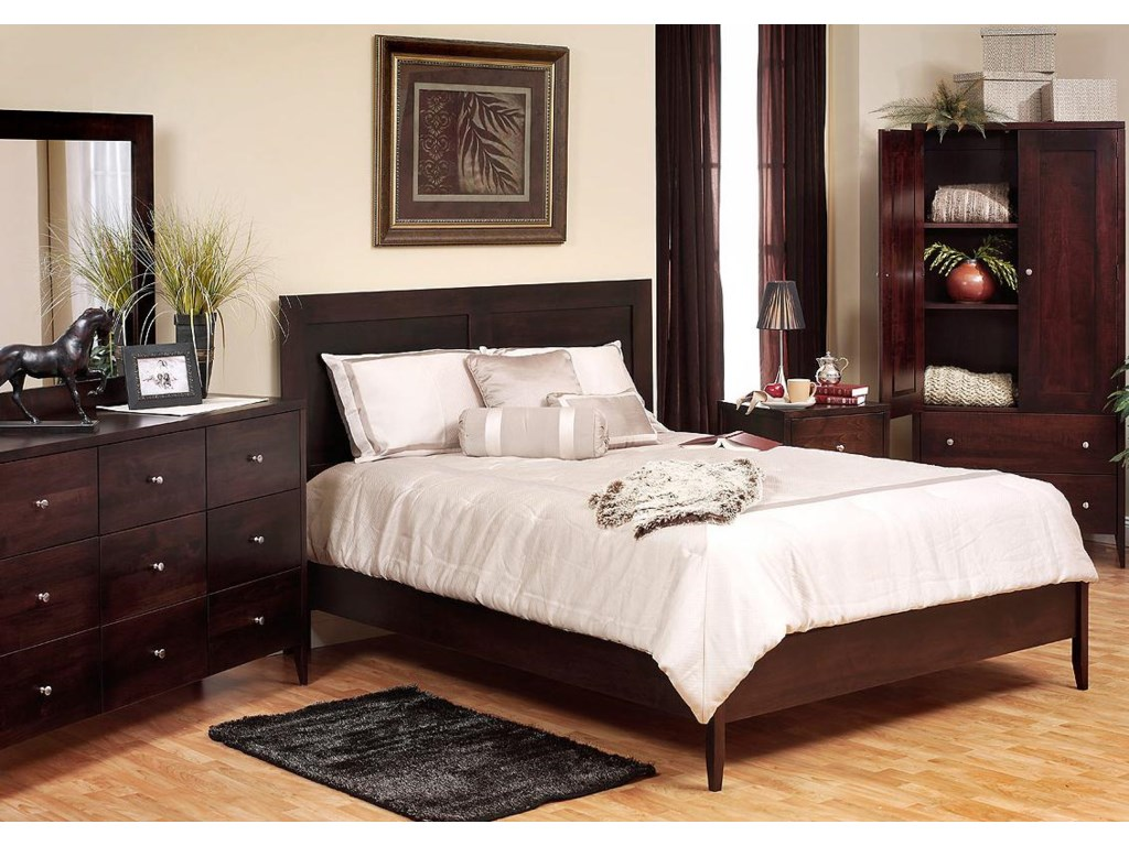 Canal Dover Furniture Renaissance BedroomArmoire