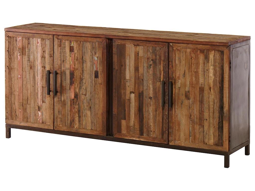Jaipur Furniture Design ElementsIronwood 4 Door Sideboard