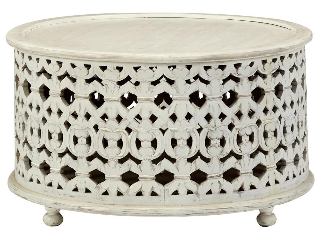 Jaipur Furniture Geometric PalettesMarguerite Round Coffee Table