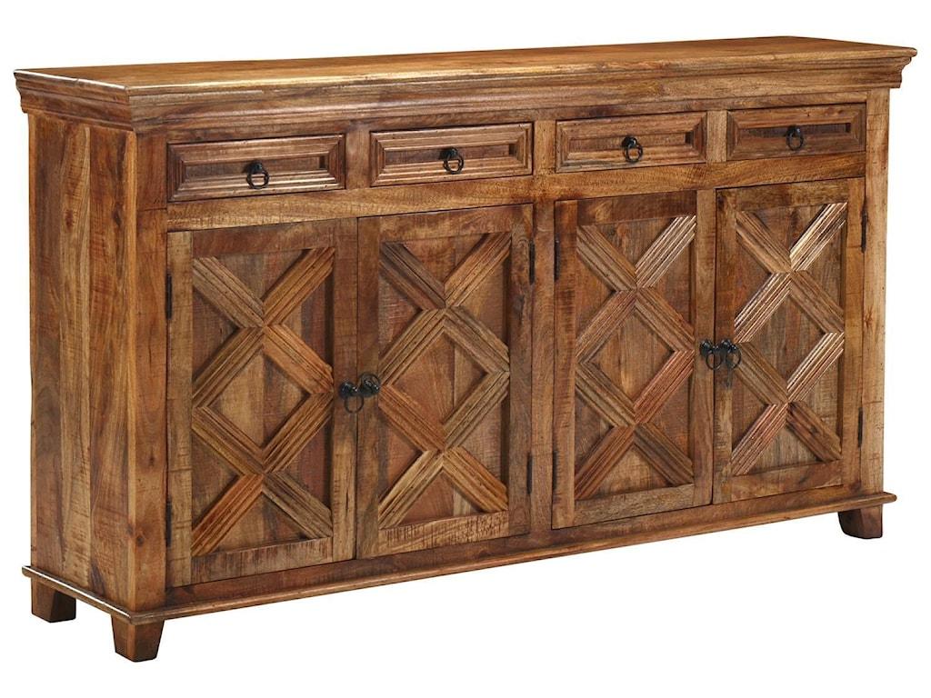 Jaipur Furniture Neemrana4 Door Sideboard