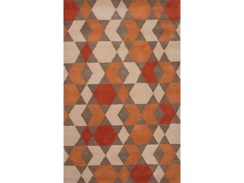 JAIPUR Rugs Aztec5 x 8 Rug