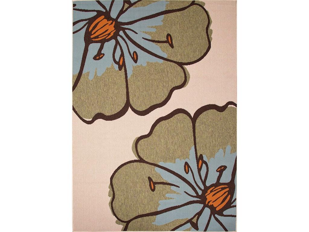 JAIPUR Rugs Bloom2 x 3.7 Rug