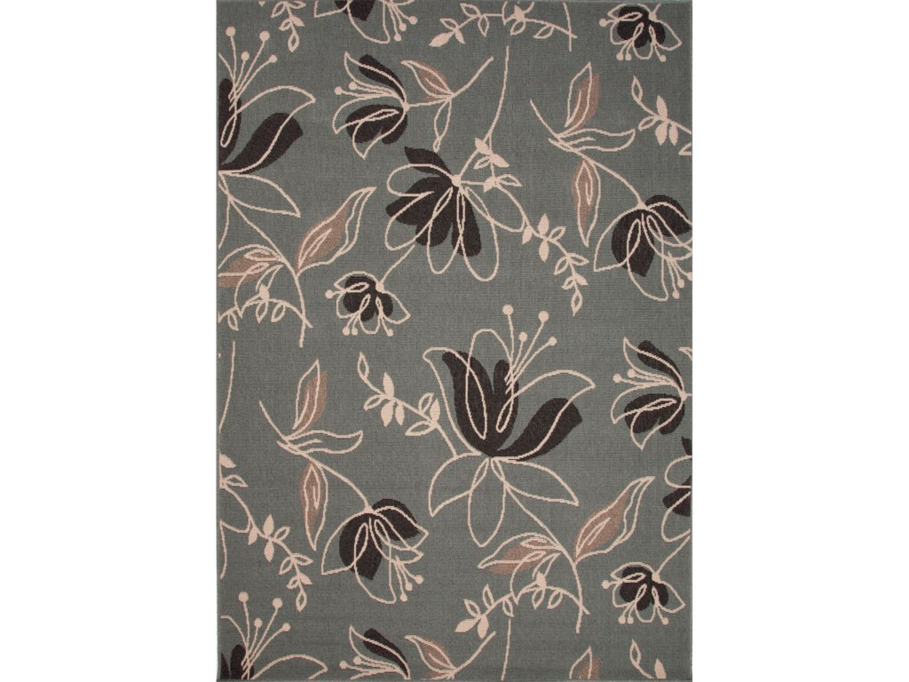 JAIPUR Rugs Bloom2 x 3.7 Rug