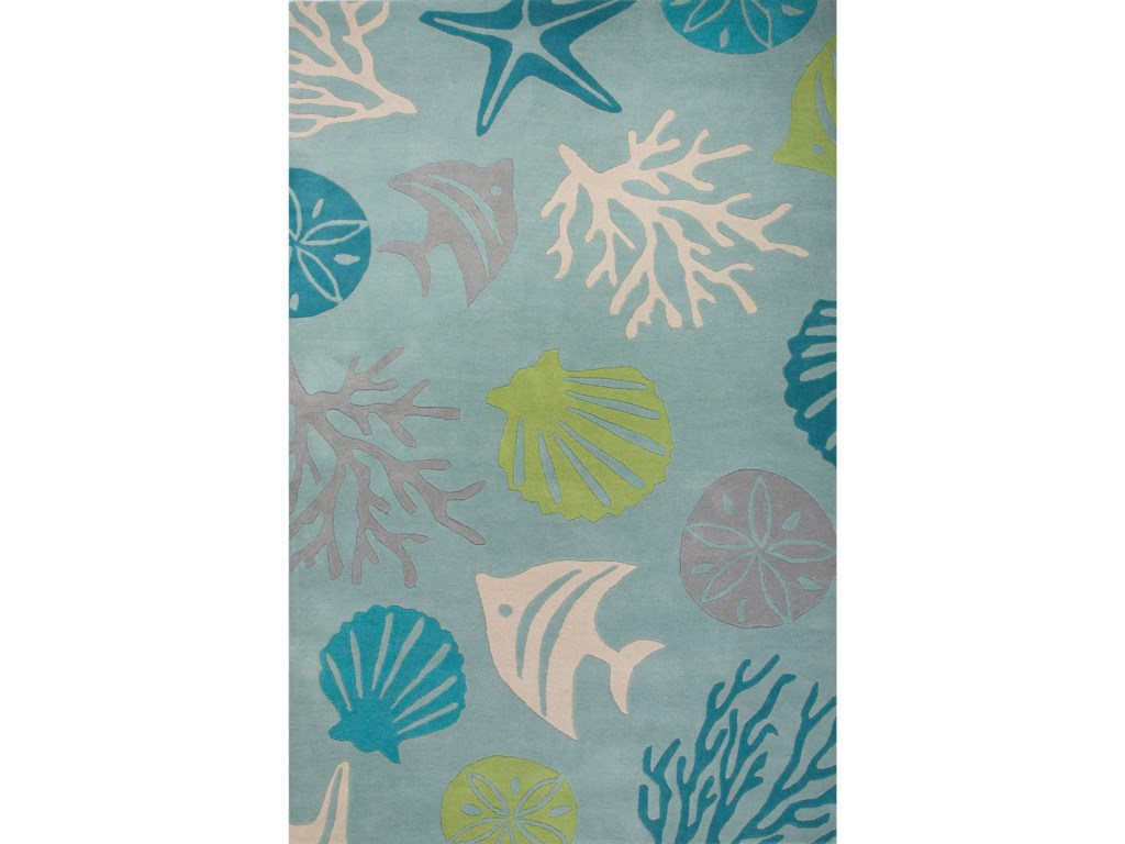 JAIPUR Rugs Coastal Seaside8 x 11 Rug