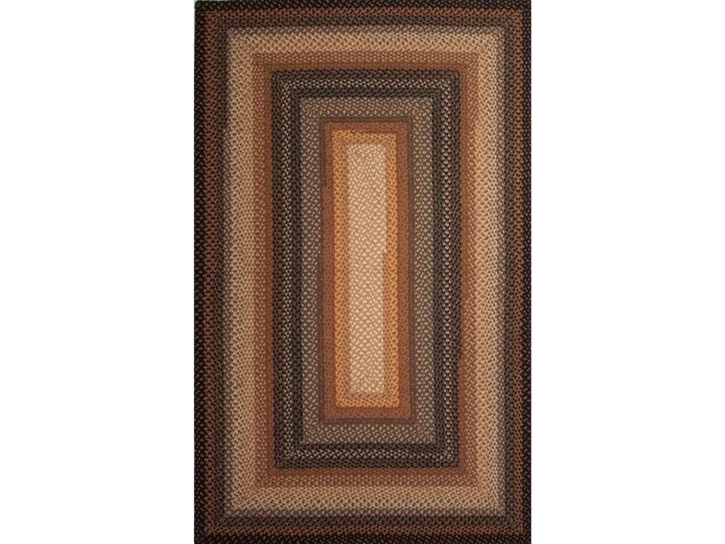 JAIPUR Rugs Cotton Braided Rugs6 x 9 Rug