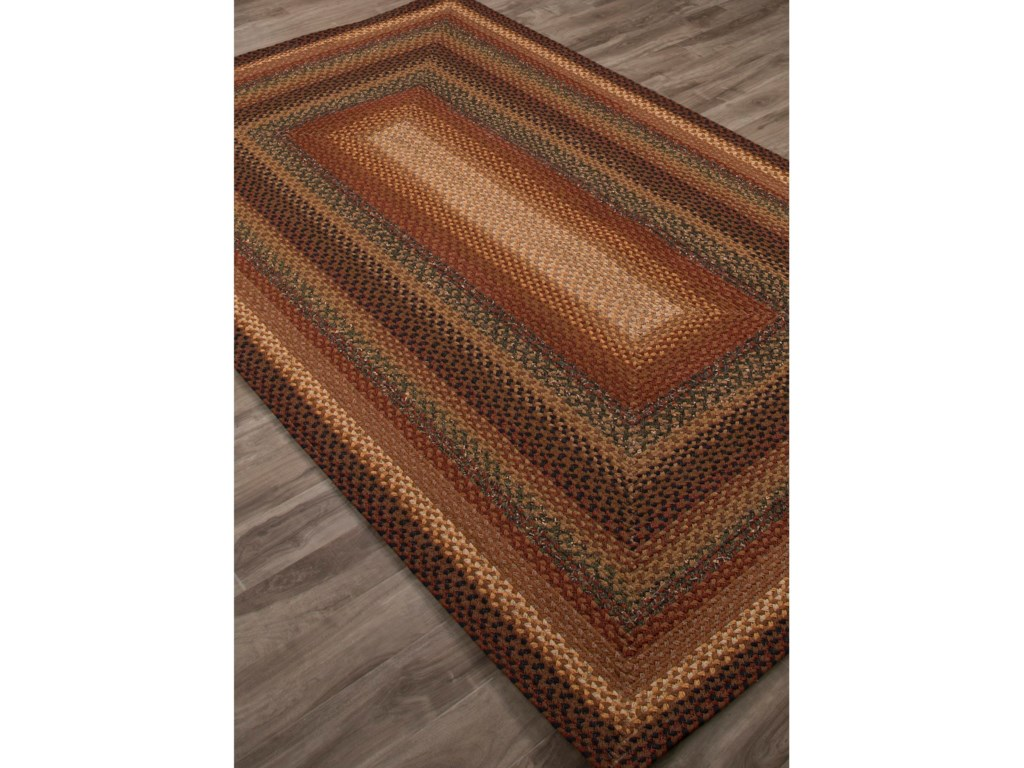 JAIPUR Rugs Cotton Braided Rugs2 x 3 Rug