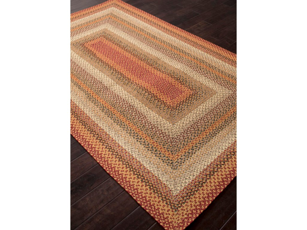 JAIPUR Rugs Cotton Braided Rugs1.8 x 2.6 Rug