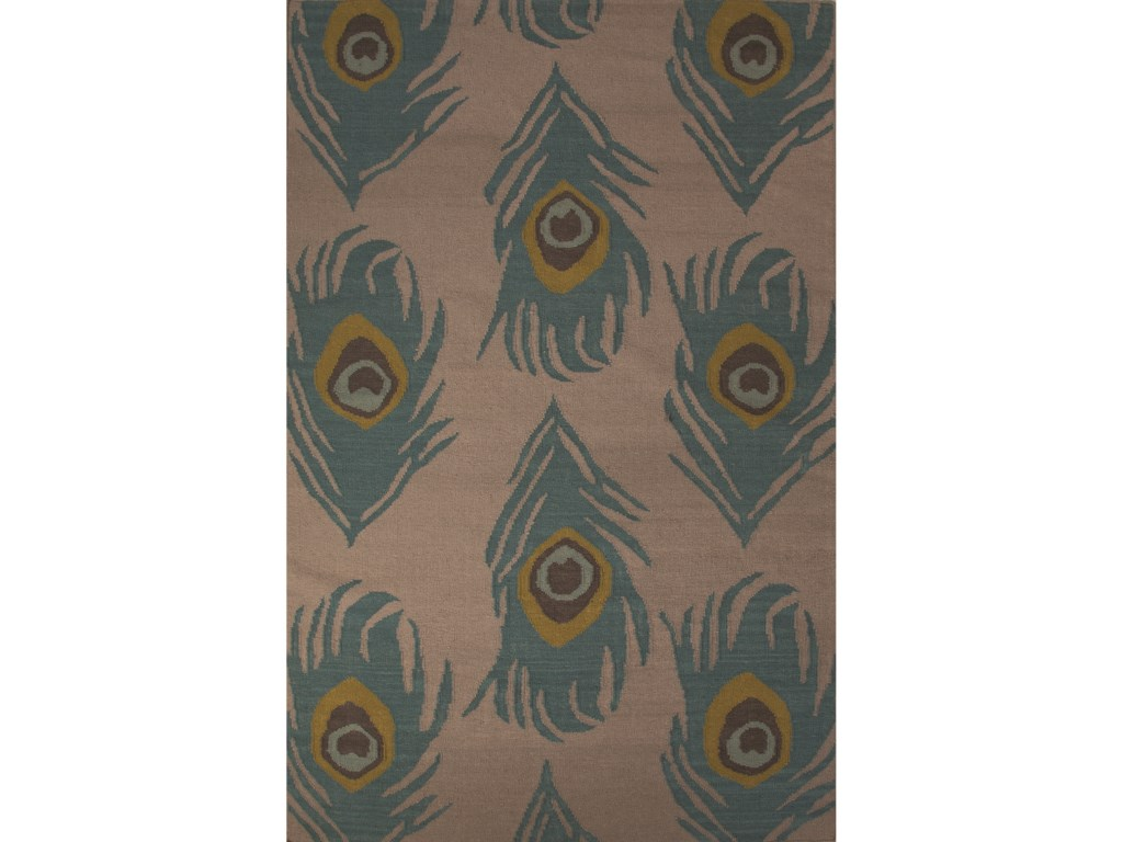 JAIPUR Rugs National Geographic Home Collection Fw8 x 10 Rug