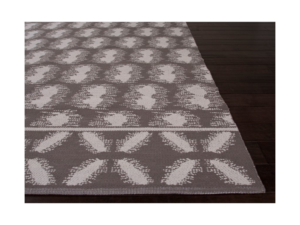 JAIPUR Rugs Traditions Modern Cotton Flat Weave5 x 8 Rug