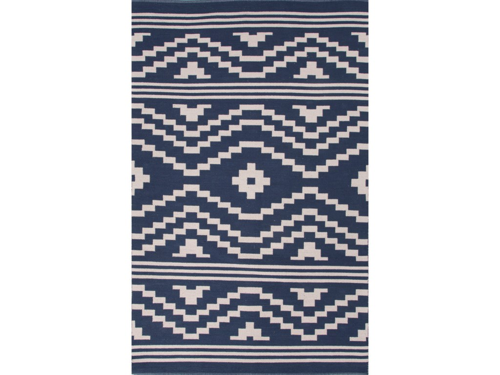 JAIPUR Rugs Traditions Modern Cotton Flat Weave8 x 11 Rug