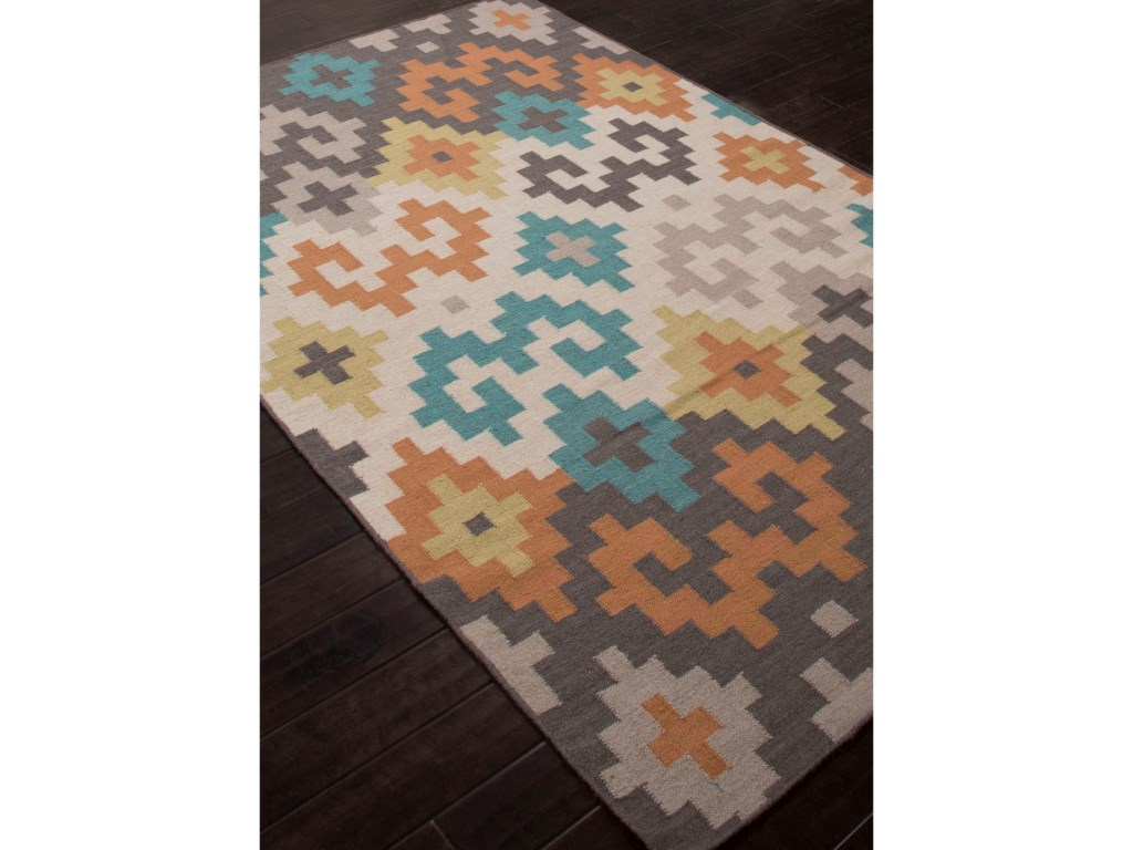 JAIPUR Living Traditions Modern Flat Weave8 x 11 Rug