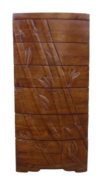 Jamieson Import Services, Inc. Foliage6 Drawer Lingerie Chest