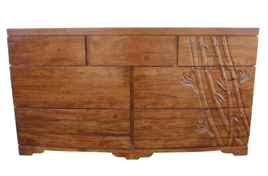Jamieson Import Services, Inc. Foliage7 Drawer Dresser