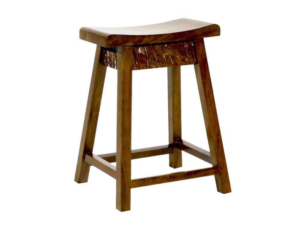Jamieson Import Services, Inc. FoliageCounter Stool