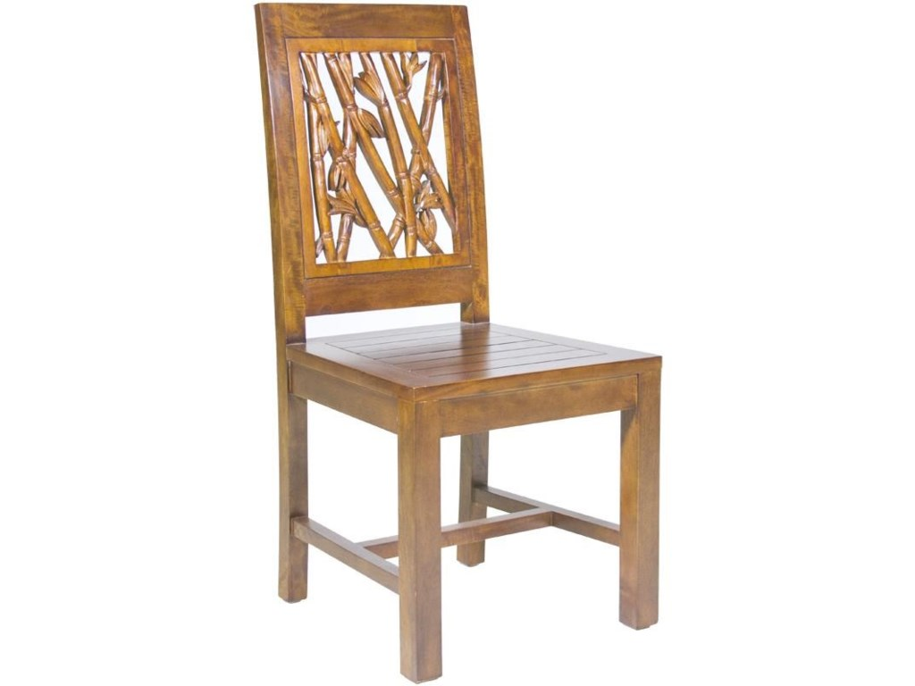 Jamieson Import Services, Inc. FoliageDining Side Chair