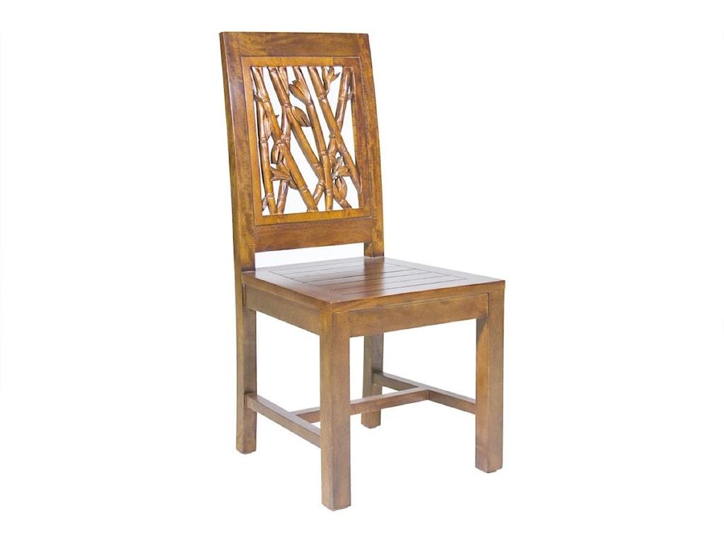 Jamieson Import Services, Inc. FoliageDining Side Chair