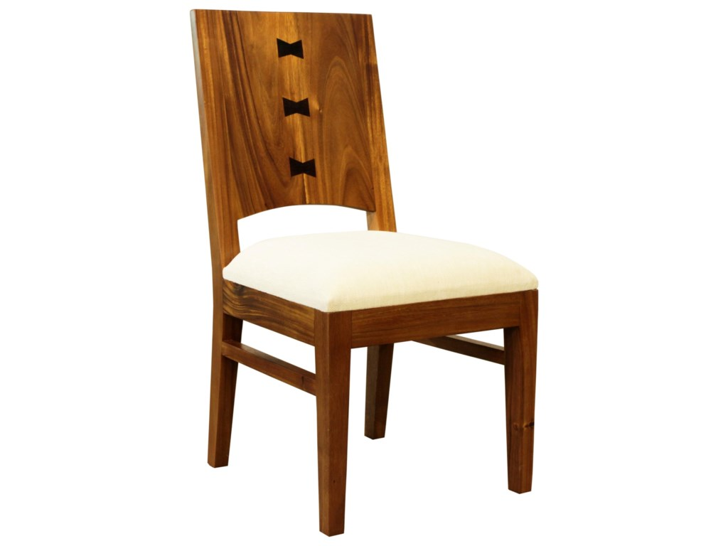 Jamieson Import Services, Inc. NapiliDining Side Chair