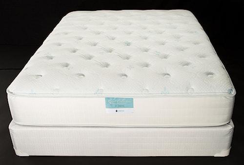 Jamison Bedding Resort Hotel St Simons King Plush Memory Foam Mattress