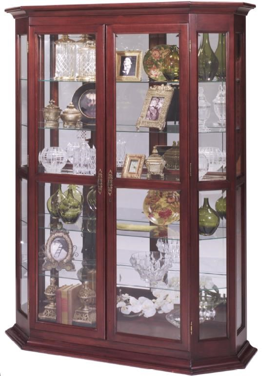 Jasper Cabinet Display Cabinets Jackson Display Cabinet With 5 Shelves