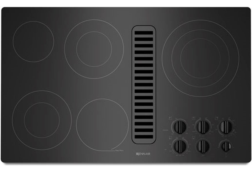 Cooktops With Downdraft Ventilation Electric