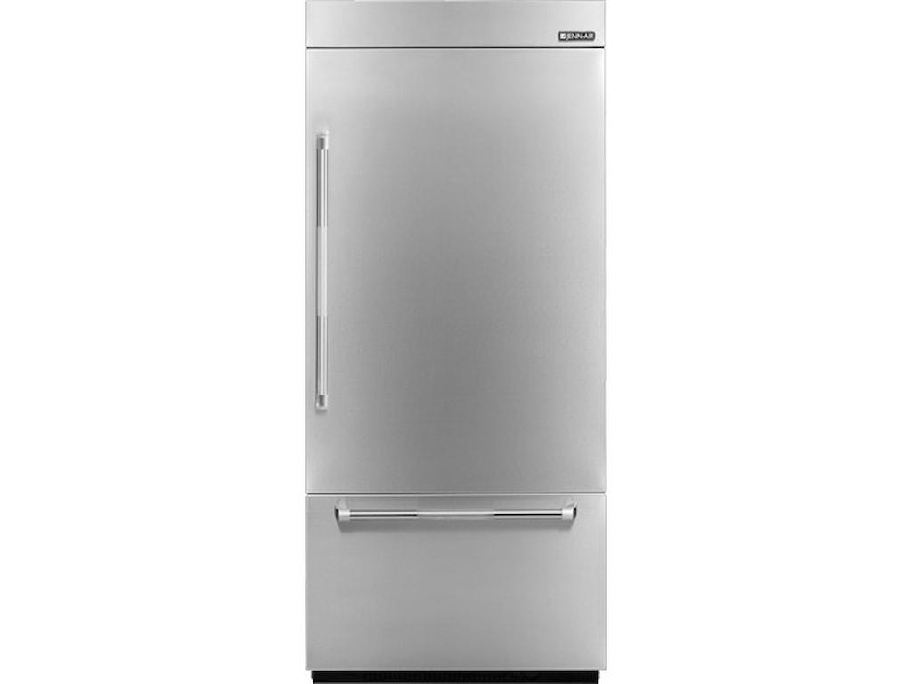 Jenn Air Refrigerators Bottom Freezerenergy Star 36 Freezer Refrigerator